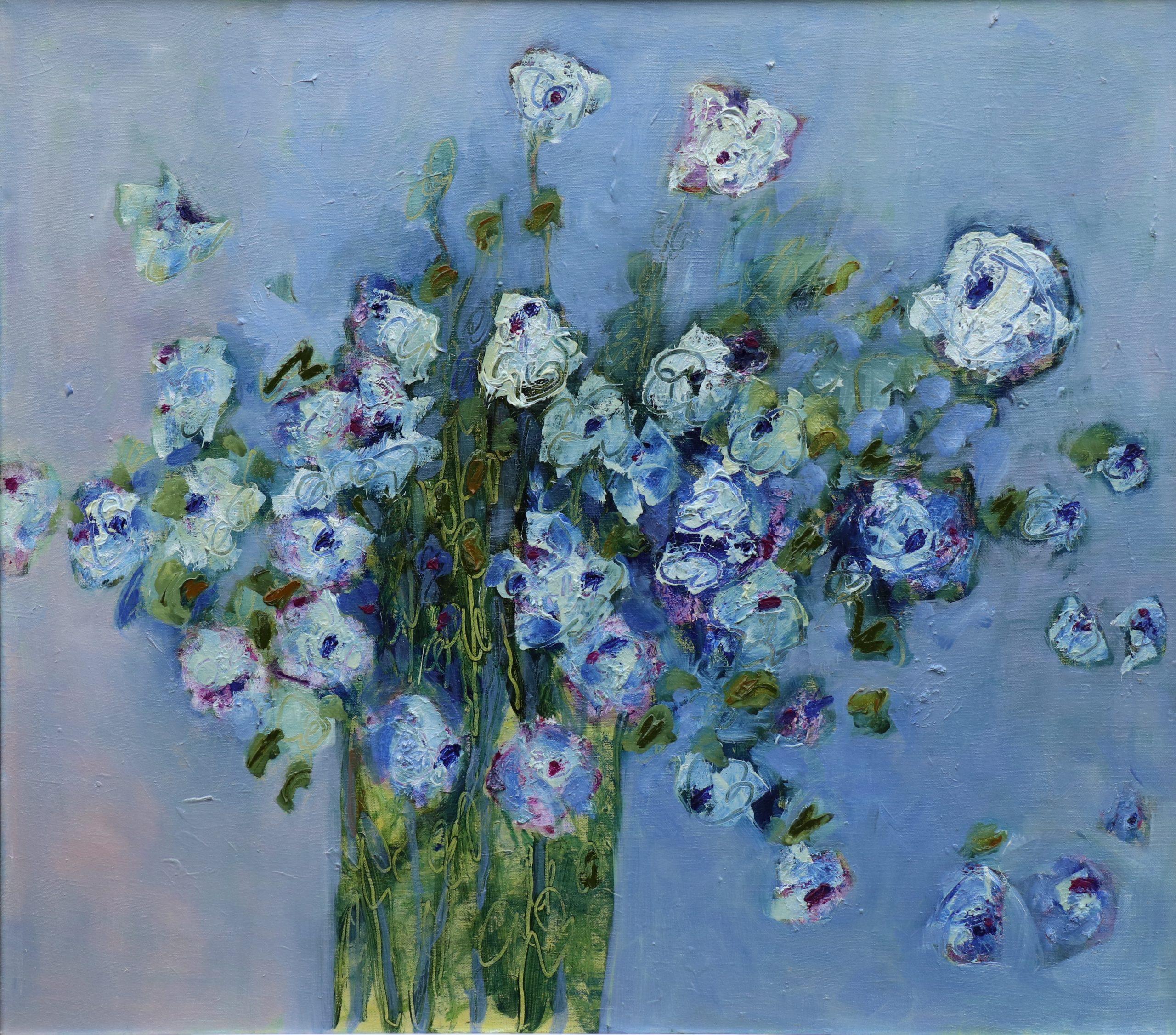 Blauwe Bloemen